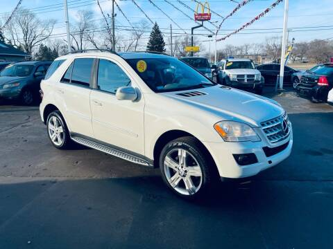 2009 Mercedes-Benz M-Class for sale at Car Credit Stop 12 in Calumet City IL