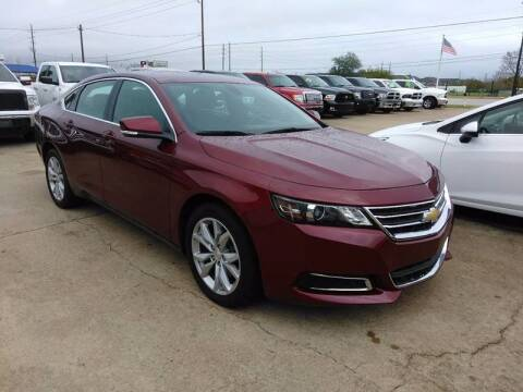 2017 Chevrolet Impala for sale at Discount Auto Company in Houston TX