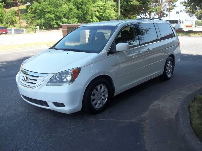 2008 Honda Odyssey for sale at Key Auto Center in Marietta GA