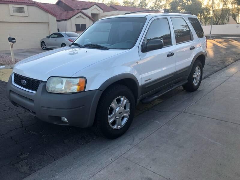 2001 Ford Escape for sale at EV Auto Sales LLC in Sun City AZ