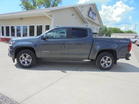 2016 Chevrolet Colorado for sale at Milaca Motors in Milaca MN