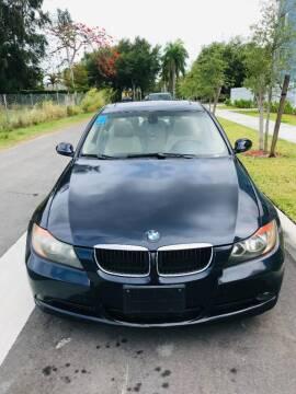 2006 BMW 3 Series for sale at LA Motors Miami in Miami FL