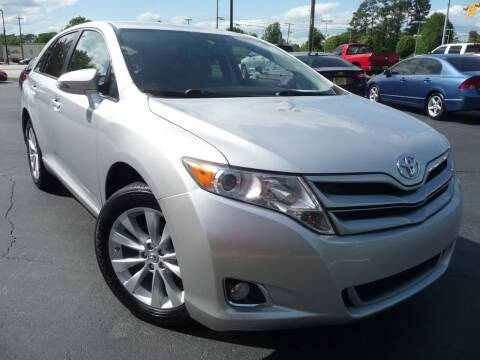 2013 Toyota Venza for sale at Wade Hampton Auto Mart in Greer SC