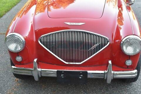 1955 Austin-Healey Sprite MKIII for sale at NJ Enterprises in Indianapolis IN