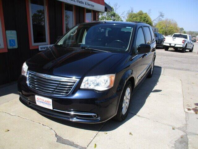 2011 Chrysler Town and Country for sale at Autoland in Cedar Rapids IA