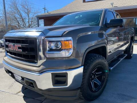 2014 GMC Sierra 1500 for sale at Global Automotive Imports of Denver in Denver CO