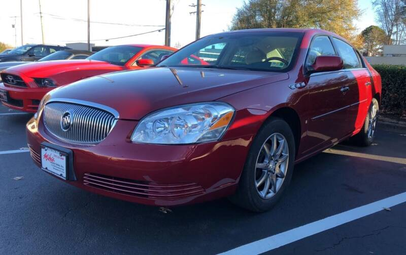 2008 Buick Lucerne for sale at Mike's Auto Sales INC in Chesapeake VA