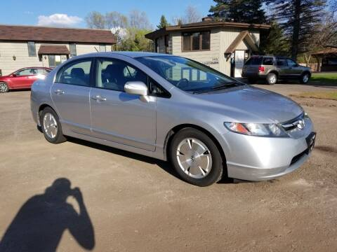 2007 Honda Civic for sale at Shores Auto in Lakeland Shores MN