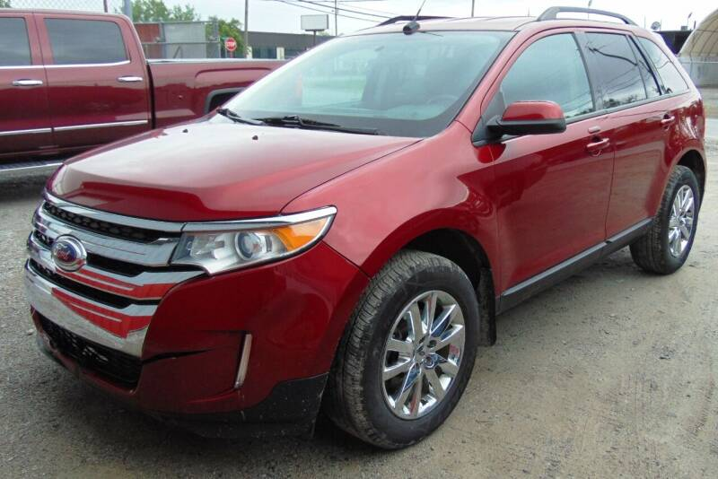 2014 Ford Edge for sale at Kenny's Auto Wrecking in Lima OH