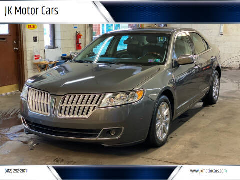 2011 Lincoln MKZ for sale at JK Motor Cars in Pittsburgh PA