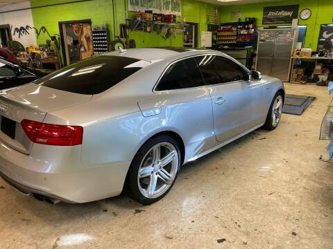 2013 Audi S5 for sale at Ginters Auto Sales in Camp Hill PA