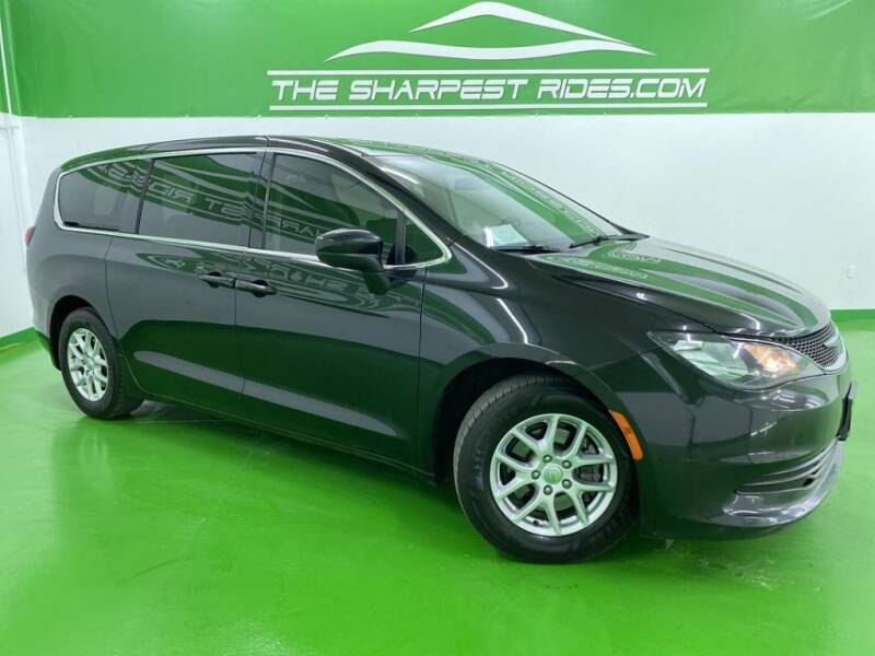 2018 Chrysler Pacifica for sale in Englewood, CO