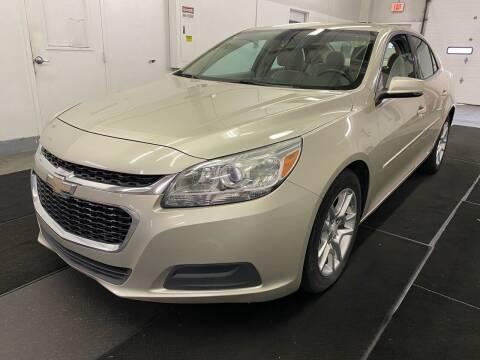 2015 Chevrolet Malibu for sale at TOWNE AUTO BROKERS in Virginia Beach VA