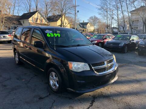 2011 Dodge Grand Caravan for sale at Emory Street Auto Sales and Service in Attleboro MA