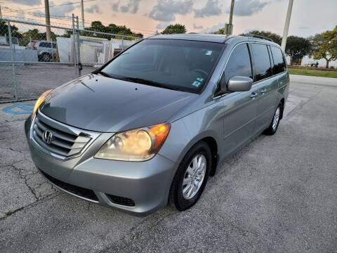 2010 Honda Odyssey for sale at UNITED AUTO BROKERS in Hollywood FL