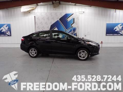 2019 Ford Fiesta for sale at Freedom Ford Inc in Gunnison UT
