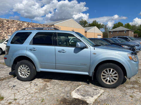 2008 Mercury Mariner for sale at Rider`s Classic Cars in Millbury OH