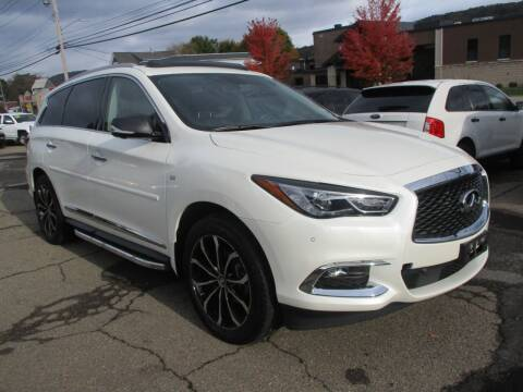 2017 Infiniti QX60 for sale at Car Depot Auto Sales in Binghamton NY