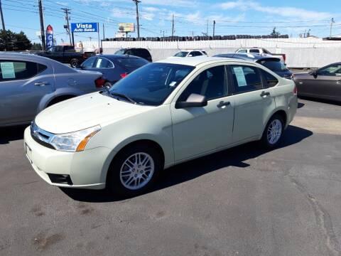 2010 Ford Focus for sale at TacomaAutoLoans.com in Tacoma WA