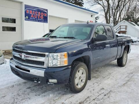 2012 Chevrolet Silverado 1500 for sale at Ericson Auto in Ankeny IA