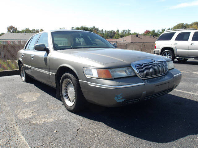2002 Mercury Grand Marquis for sale at TAPP MOTORS INC in Owensboro KY