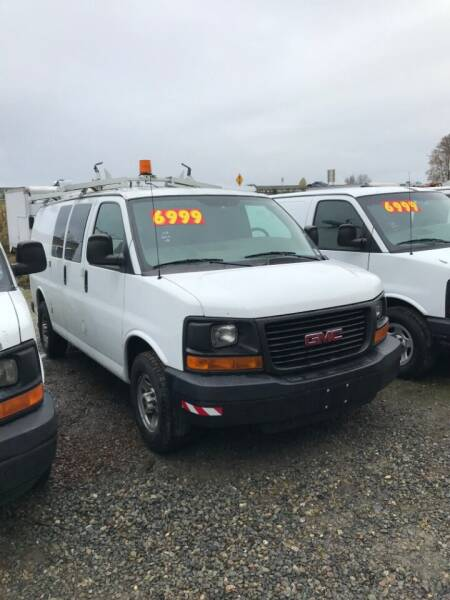 2007 GMC Savana Cargo for sale at Royal Auto Sales, LLC in Algona WA
