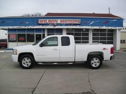 2009 Chevrolet Silverado 1500 for sale at Wilson Motors in Junction City KS