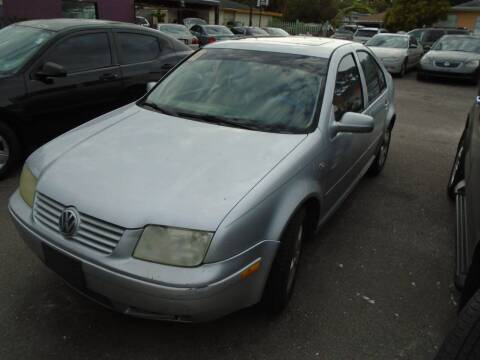 2003 Volkswagen Jetta for sale at Bargain Auto Mart Inc. in Kenneth City FL