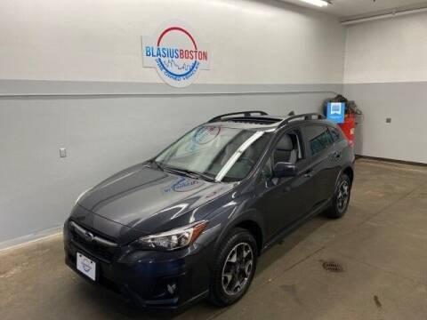 2019 Subaru Crosstrek for sale at WCG Enterprises in Holliston MA