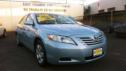 2008 Toyota Camry for sale at El Guero Auto Sale in Hawthorne CA