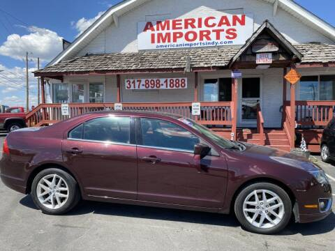 2012 Ford Fusion for sale at American Imports INC in Indianapolis IN