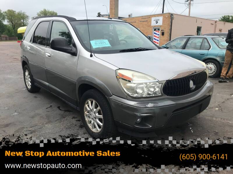 2005 Buick Rendezvous for sale at New Stop Automotive Sales in Sioux Falls SD
