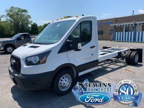 2020 Ford Transit Chassis Cab