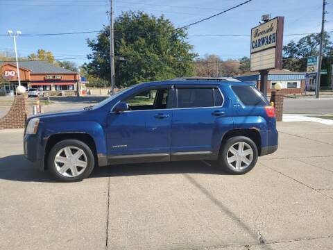 2010 GMC Terrain for sale at RIVERSIDE AUTO SALES in Sioux City IA