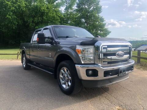 2011 Ford F-250 Super Duty for sale at Monroe Auto's, LLC in Parsons TN