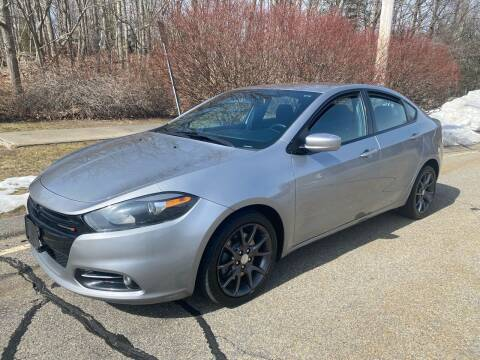 2015 Dodge Dart for sale at Padula Auto Sales in Braintree MA