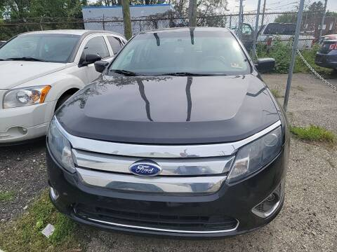 2011 Ford Fusion for sale at Auction Buy LLC in Wilmington DE