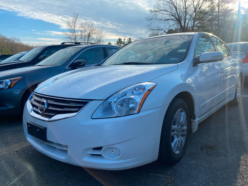 2010 Nissan Altima for sale at Royal Crest Motors in Haverhill MA