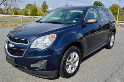 2015 Chevrolet Equinox for sale at Mid Atlantic Truck Center in Alexandria VA