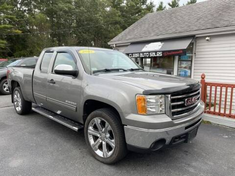 2012 GMC Sierra 1500 for sale at Clear Auto Sales in Dartmouth MA