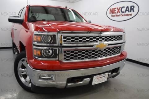 2014 Chevrolet Silverado 1500 for sale at Houston Auto Loan Center in Spring TX