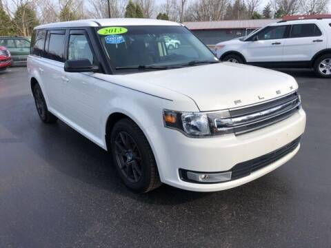2013 Ford Flex for sale at Newcombs Auto Sales in Auburn Hills MI