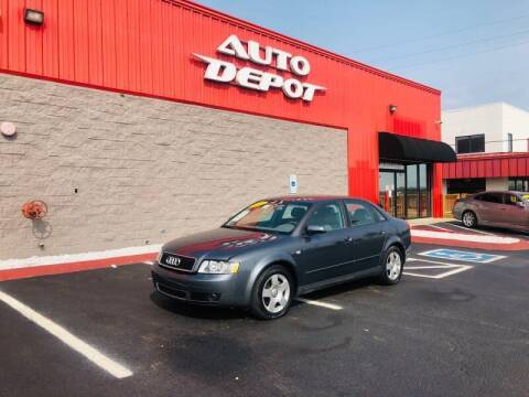 2004 Audi A4 for sale at Auto Depot of Smyrna in Smyrna TN