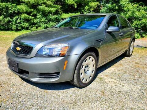 2013 Chevrolet Caprice for sale at MEE Enterprises Inc in Milford MA
