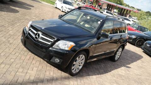 2012 Mercedes-Benz GLK for sale at Cars-KC LLC in Overland Park KS