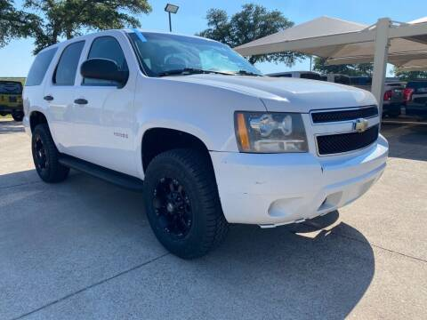 2011 Chevrolet Tahoe for sale at Thornhill Motor Company in Hudson Oaks, TX