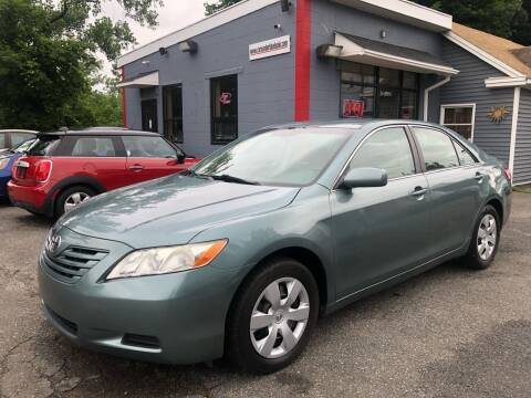 2009 Toyota Camry for sale at Auto Kraft in Agawam MA