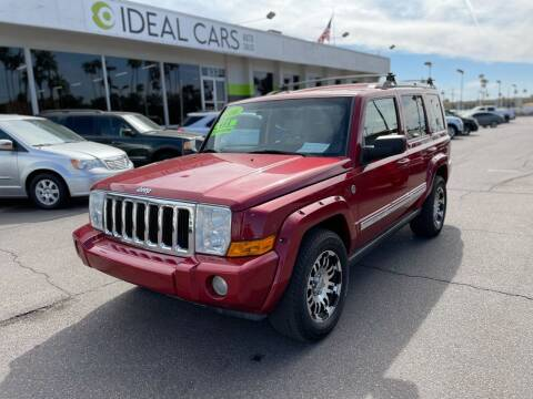 2006 Jeep Commander for sale at Ideal Cars Broadway in Mesa AZ