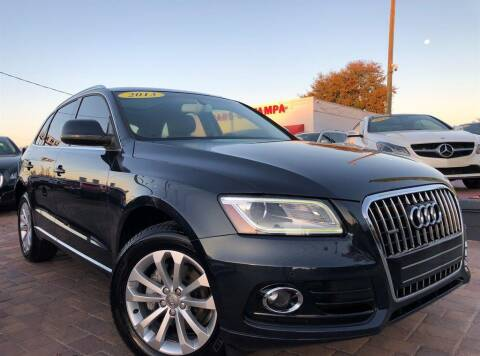 2013 Audi Q5 for sale at Cars of Tampa in Tampa FL