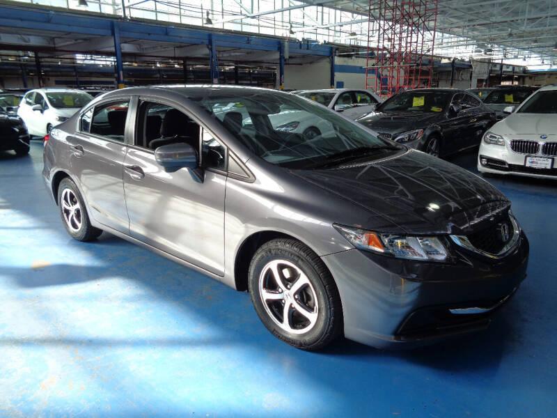 2015 Honda Civic for sale at VML Motors LLC in Teterboro NJ
